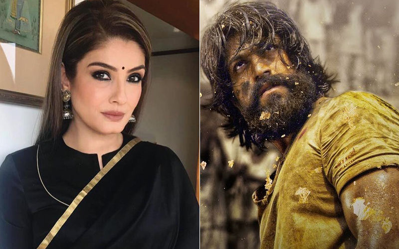 Raveena Tandon to play former PM Indira Gandhi role in KGF