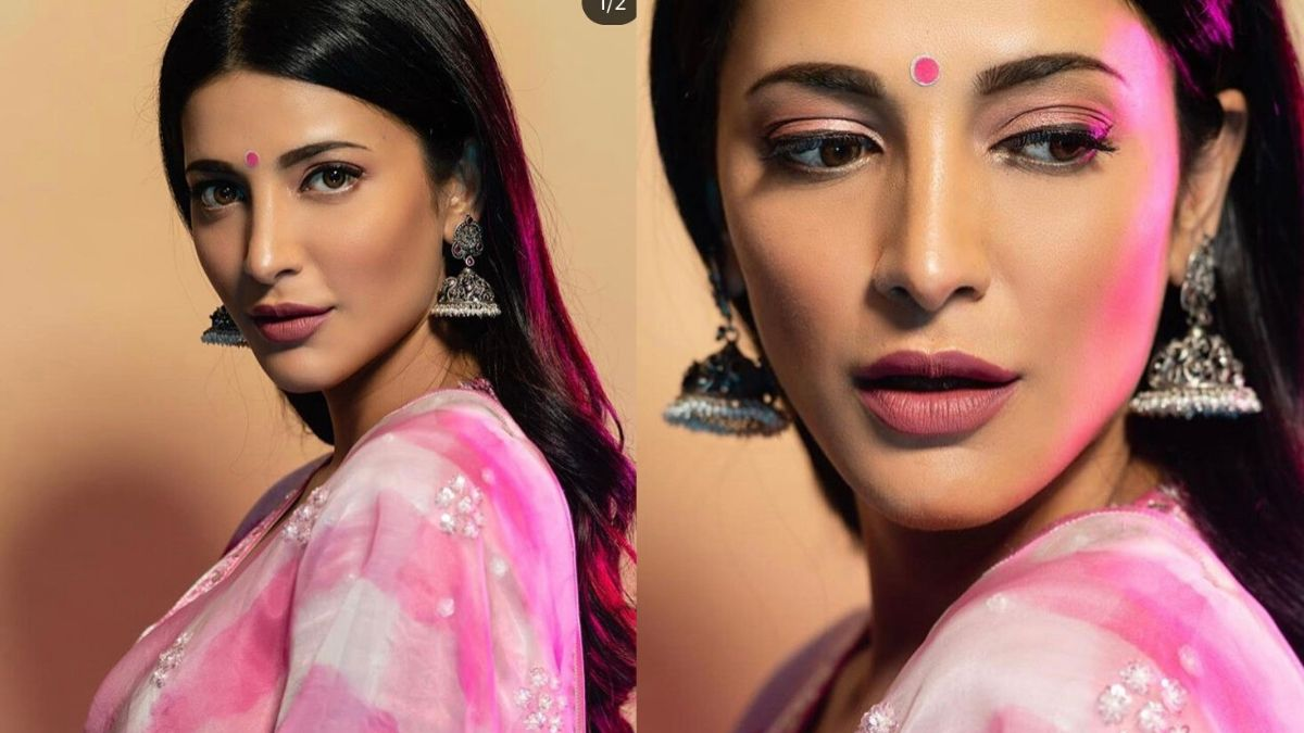 Shruti Haasan with her empowering words has shut-up the trolls for ...