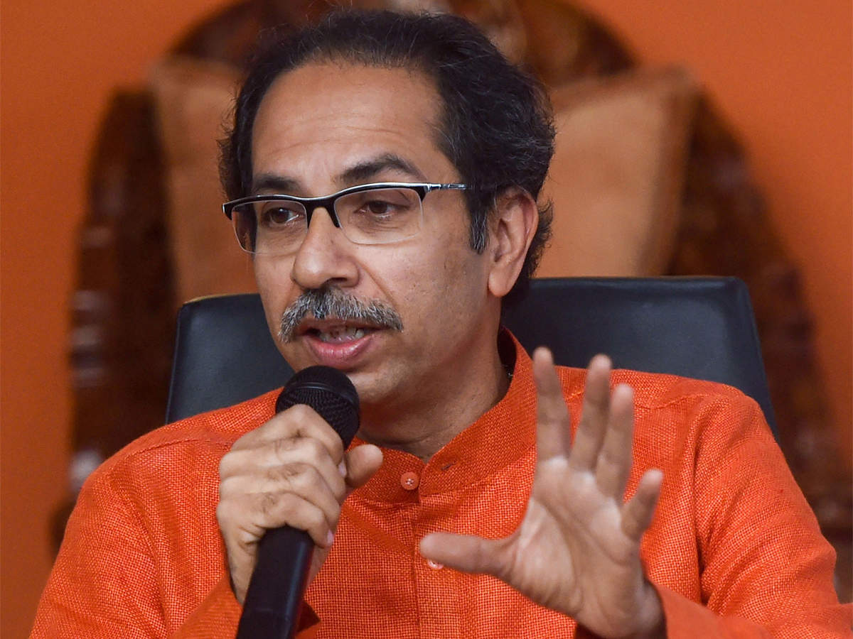 Maharashtra Chief Minister Uddhav Thackeray assures sum of Rs 1 cr for Ram Temple - Times Of Media