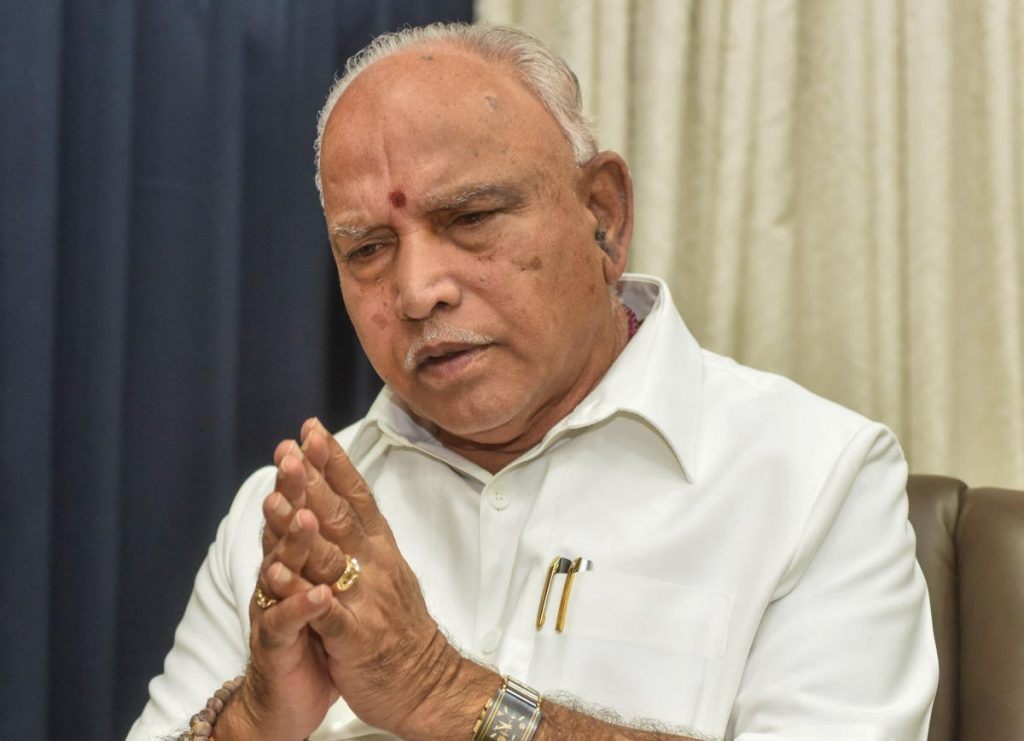 Tweaked lockdown to continue for 15 more days, says B. S. Yediyurappa - Times Of Media